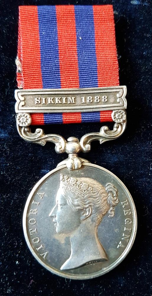 2nd Battalion Derby Regiment.