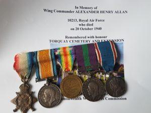 Wing Commander Allan
