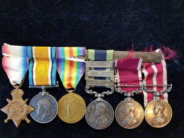 7th Hussars Medals
