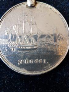 Egypt Medal 1801