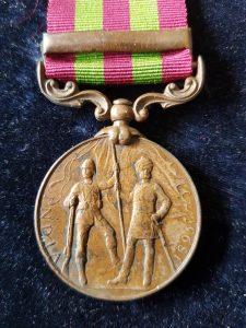 1112 Bhishty Jiwan Jeypore I.S.Y. Corps