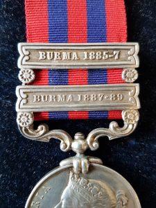 1622 Private H Lloyd. 2nd Bn. R. W. Surr. R.