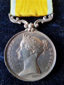 Baltic Medal 1856