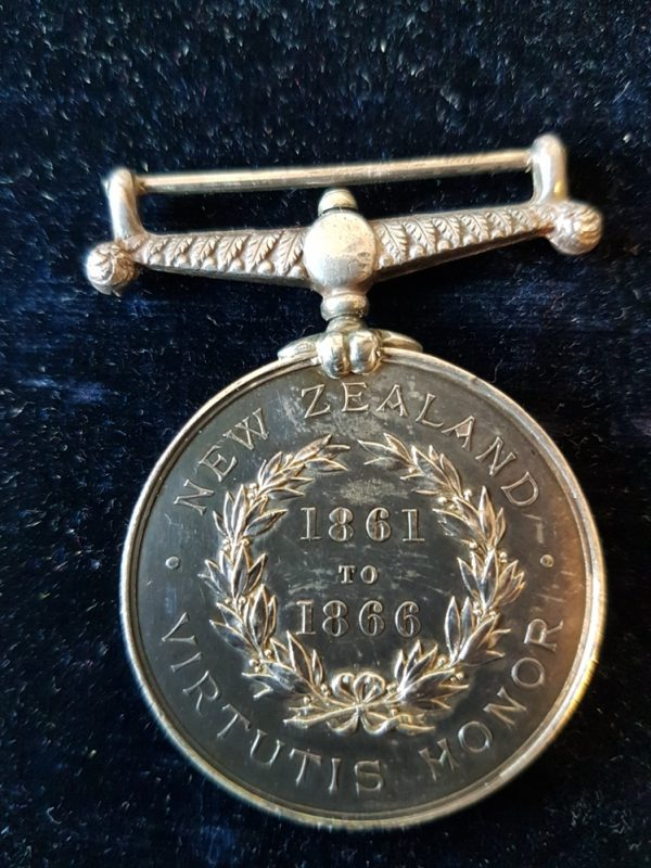 New Zealand Medal
