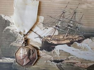 Historically Important Arctic Medal