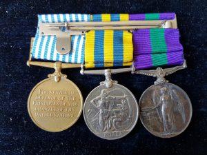 4052590 Sgt W H Devine R. A. F.