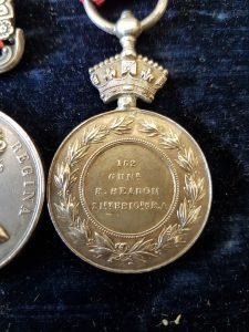 Abysinnia Medal