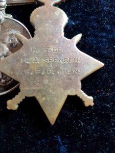 K 3709. H. A. Spencer. S. P. O. R. N.
