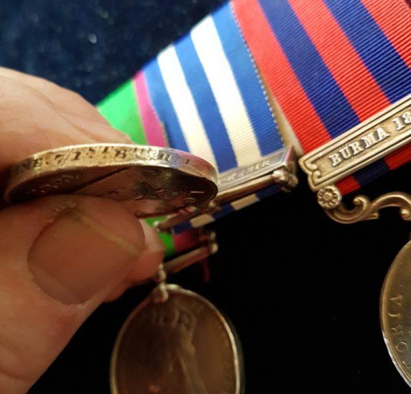 Farrier Sergeant Robert Frame. Royal Artillery