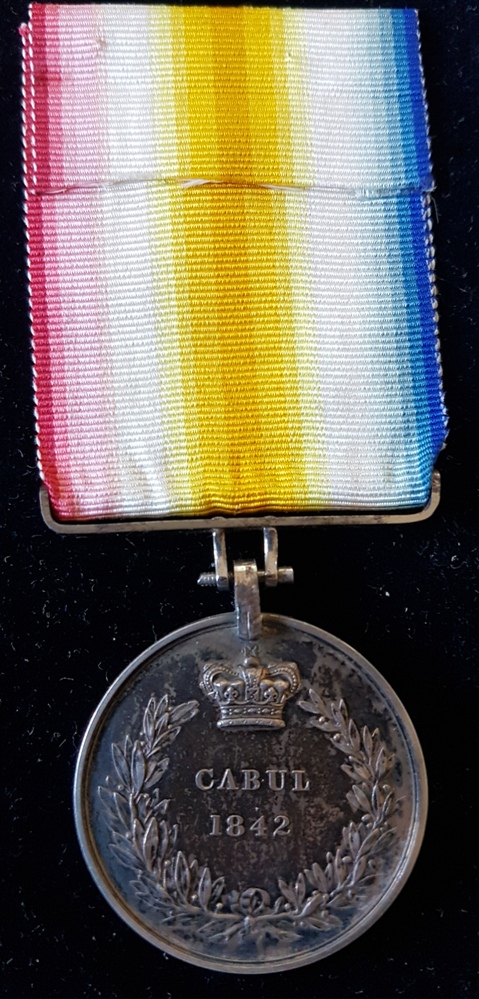 Battle of Cabul 1842 Medal