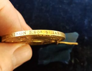 Davison's Nile Medal