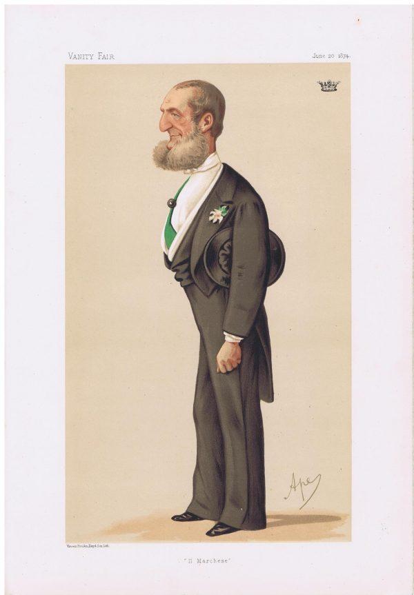 The Marquis D'Azeglio
