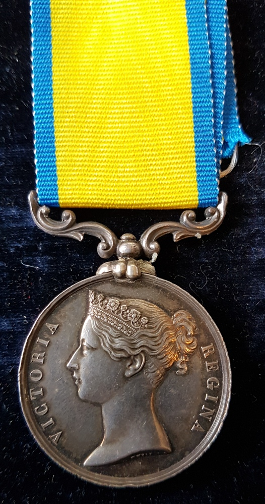 Baltic Medal 1856