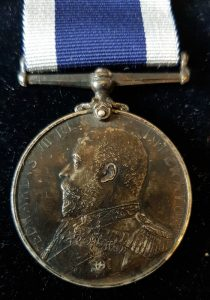 Edward VII Long Service Medal