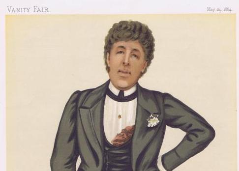 Oscar Wilde 1884