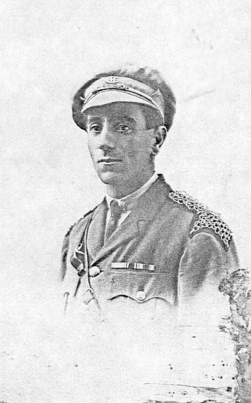 Lt G R Engeldow