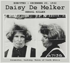 Serial Killer Daisy de Melker