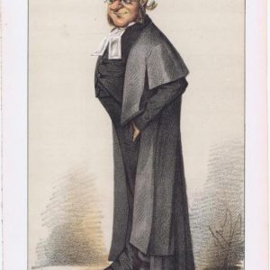 Chief Justice William Bovill
