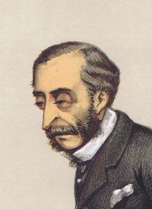 Henry Herbert Vanity Fair Print