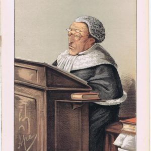 Lord Chief Justice of England