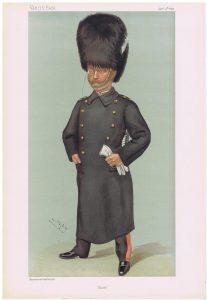 Lieutenant Count Gleichen