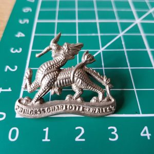 Royal Berkshire Regiment Collar Badge