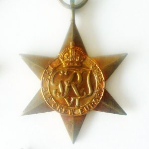 Air Crew Europe Star Obverse