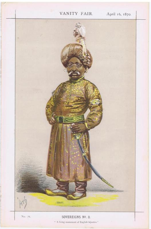 The Nawab Nazim of Bengal Behar and Orissa