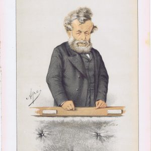 George Hammond Whalley Vanity Fair Print 1871