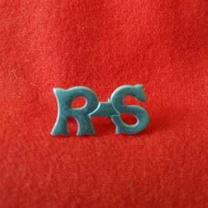 RS Royal Scots Shoulder Title