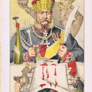 William Frederick Louis King of Russia Vanity Fair Print