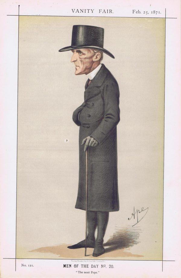 Archbishop Henry Manning