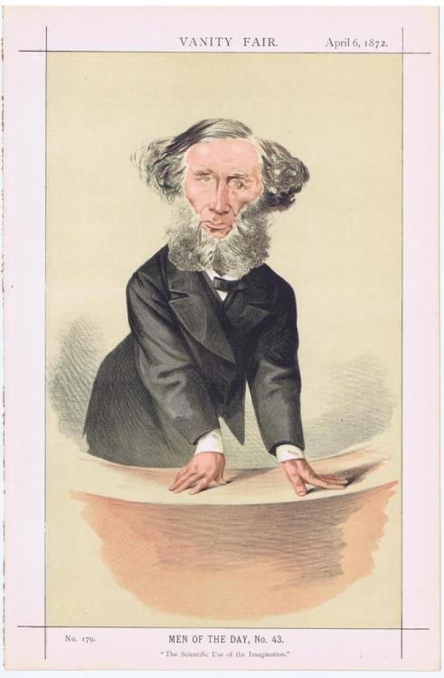 Professor John Tyndall