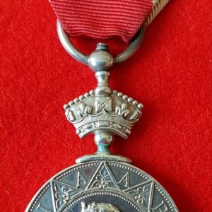 ABYSSINIAN WAR MEDAL ROYAL NAVY
