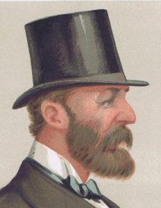 Rear-Admiral John Hay
