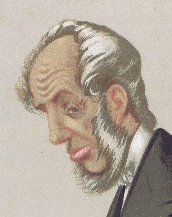 Lawyer Abraham Hayward Q.C.