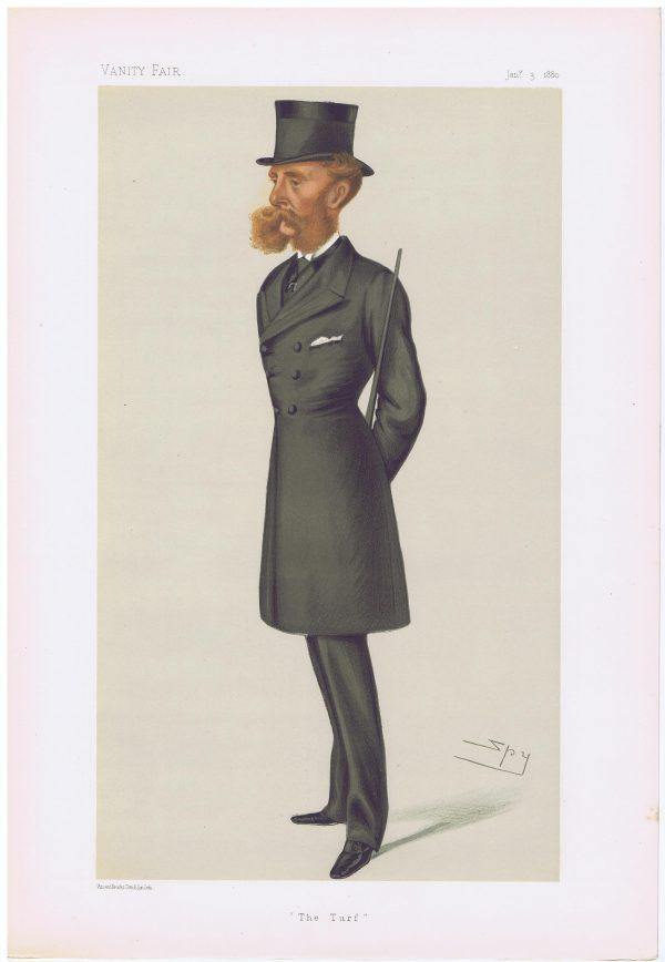 Henry Savile Vanity Fair Print
