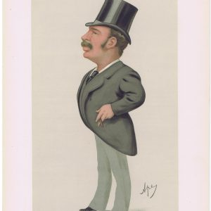 Lord Headley Vanity Fair Print