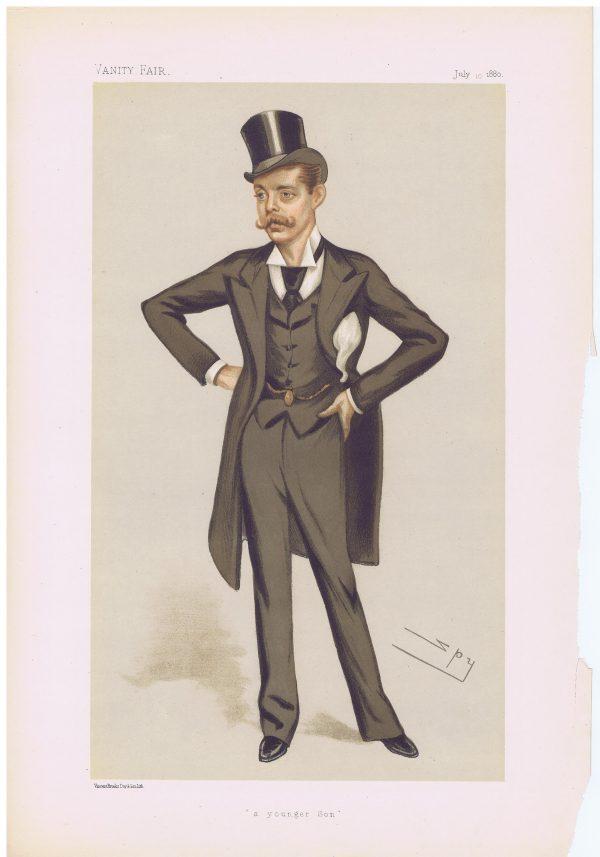 Spencer-Churchill Vanity Fair Print