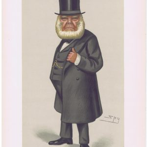 Henry Richard Vanity Fair Print