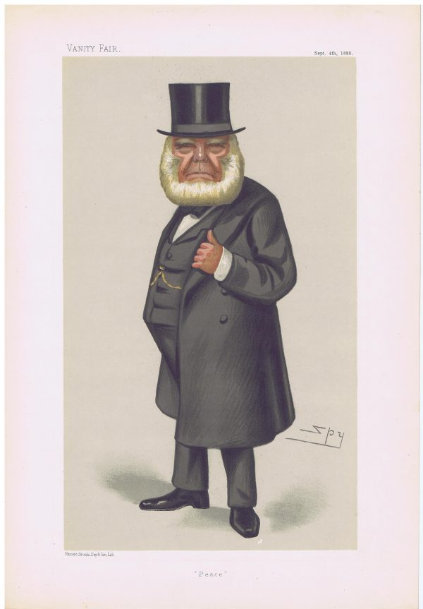 Henry Richard Vanity Fair Print