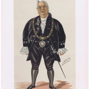 William McArthur Vanity Fair Print