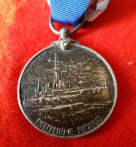 Royal Fleet Reserve Medal