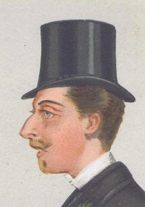youngest son of Queen Victoria