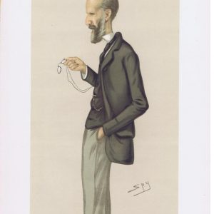 Sir George Campbell Vanity Fair Print