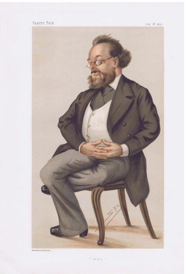 Lord Odo William Leopold Russell Vanity Fair Print