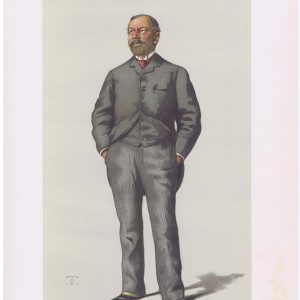 William Thackeray Marriott Vanity Fair Print