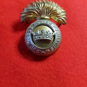 Canadian Princess Louise Fusiliers Cap Badge