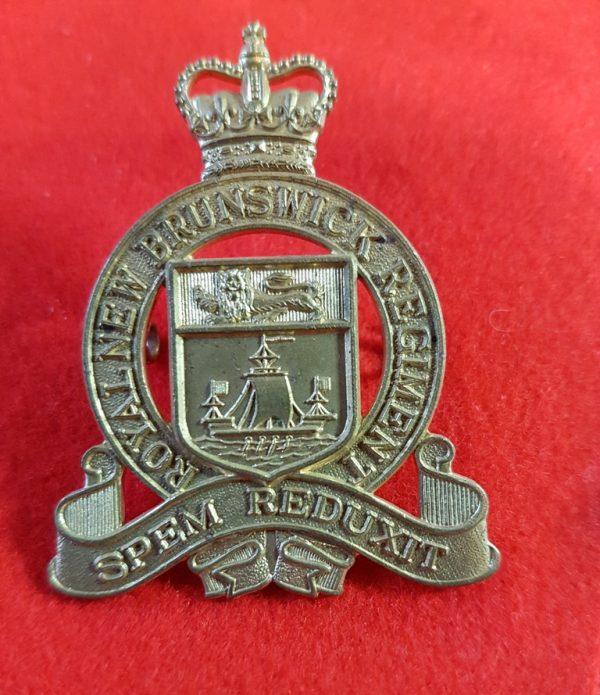 Royal New Brunswick Regiment Cap Badge