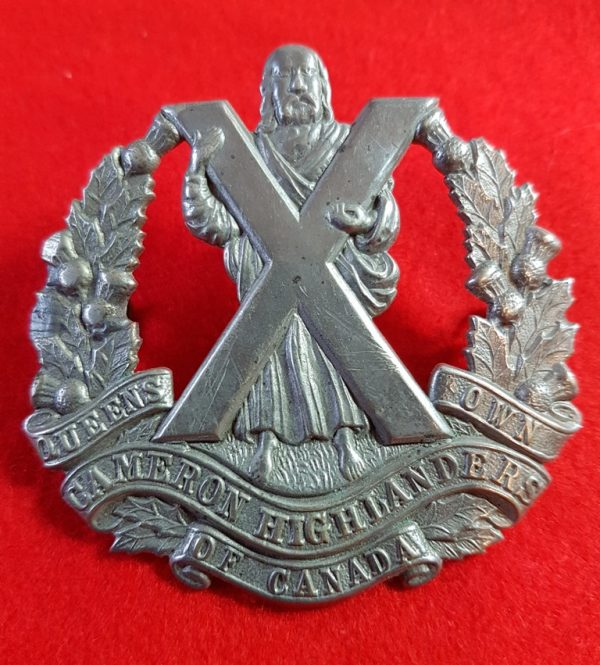 Queens Own Cameron Highlanders of Canada